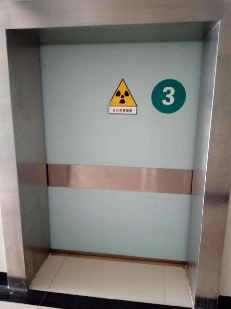 防辐射电动铅门、医用铅板防护门厂家指导价格