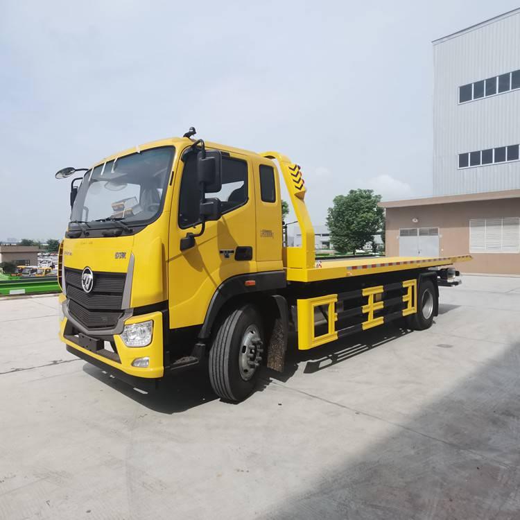 清障车救援拖车生产厂家