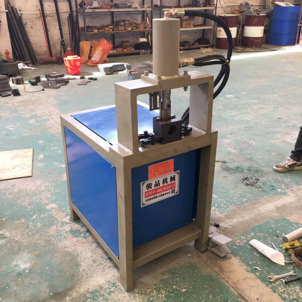 扁铁切断机 钢板冲孔机 铁板开料机