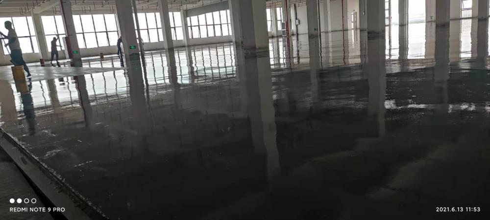 湖州环氧地坪 灰色环氧地坪漆 自流平地面处理