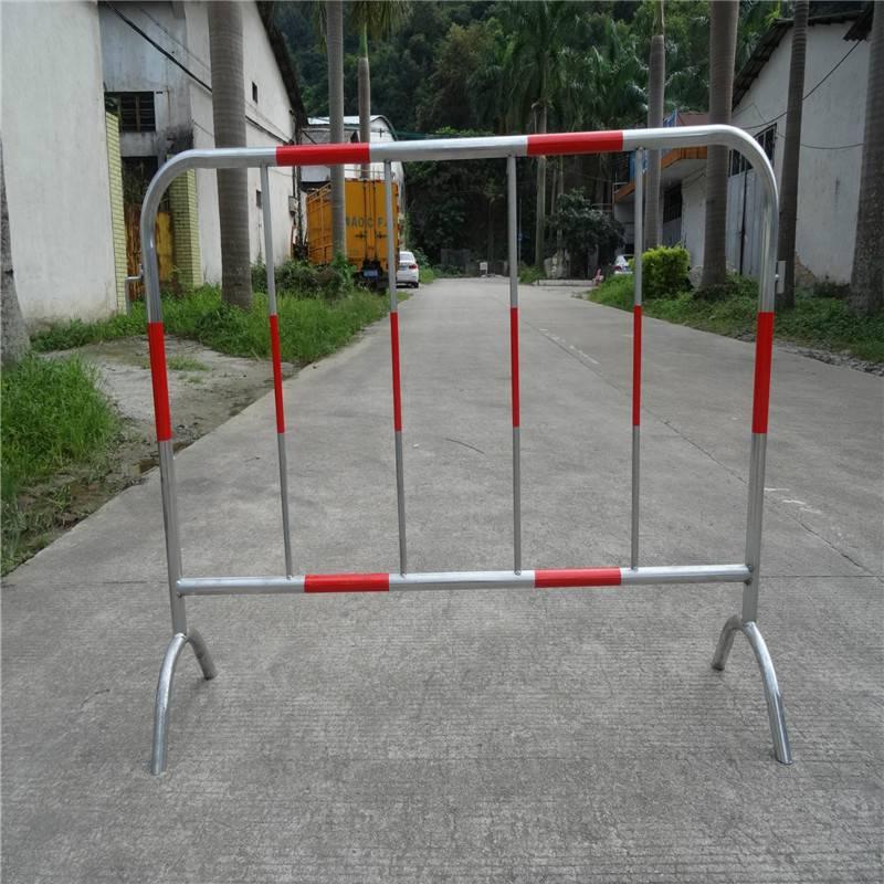 施工現場臨時圍欄 可移動圍欄網 警示隔離欄