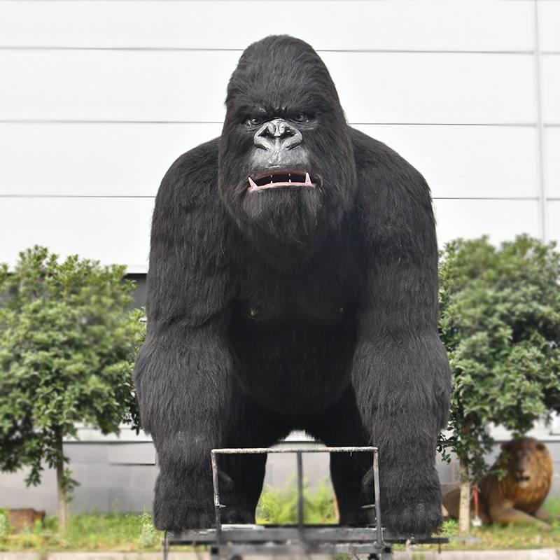 仿真动物模型 会动会叫电动机械动物模型 大型动物模型厂家定制