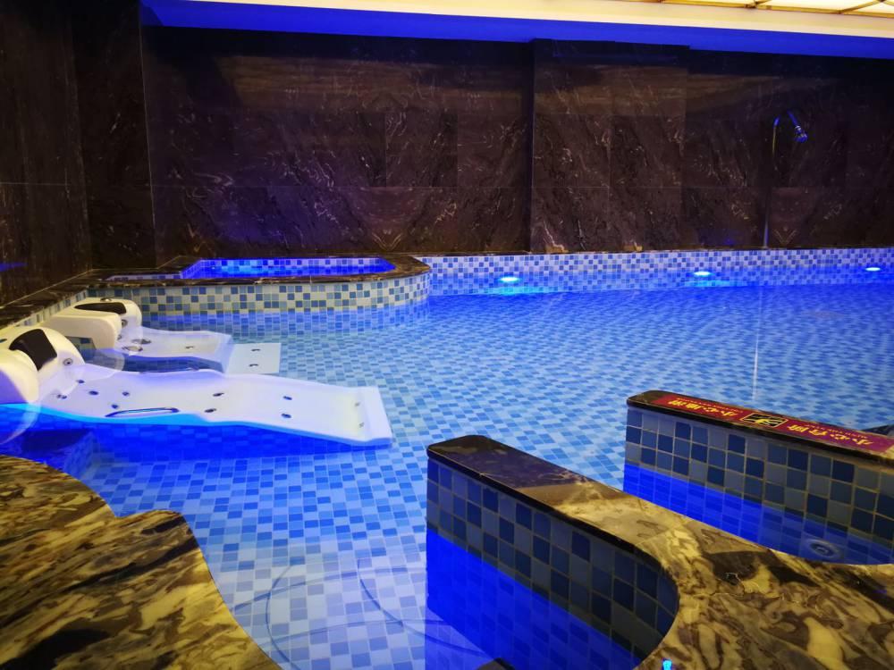 水疗SPA按摩池的功效