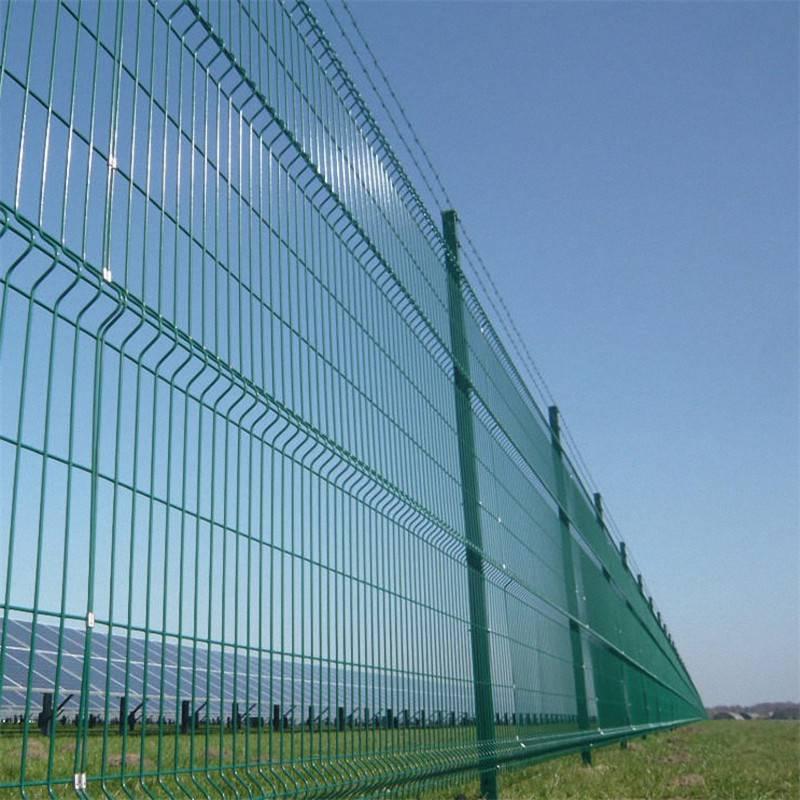 河北厂家生产山林防护围栏网 保护区防护栅栏 圈山护林围栏网