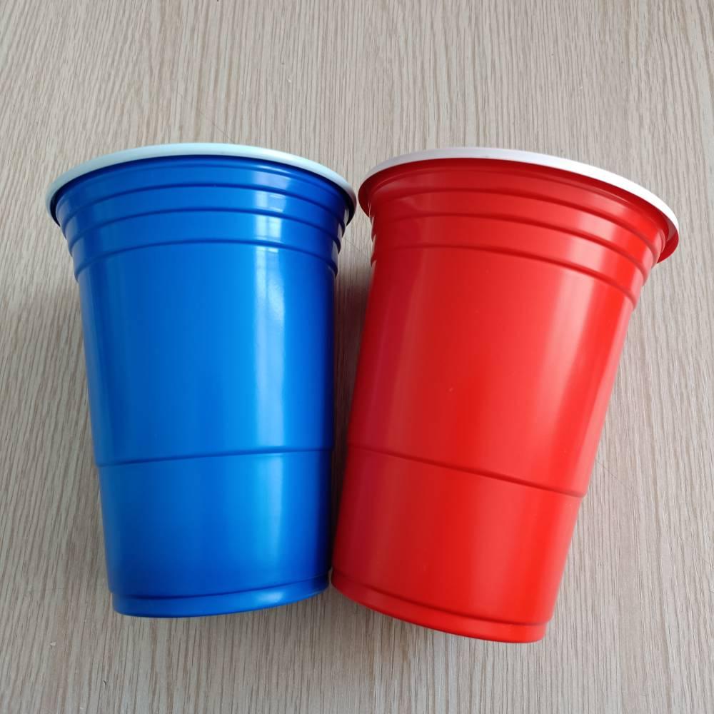 ***供应pp塑料杯一次性快餐杯奶茶杯果蔬杯