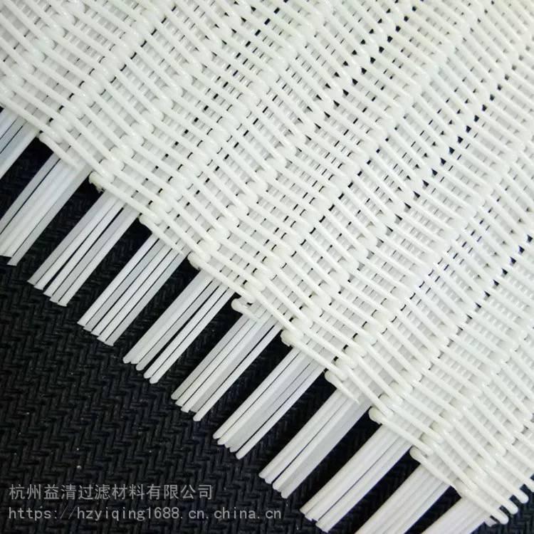 广州压滤机滤带 带式污泥压滤网带 耐磨耐用 可通用