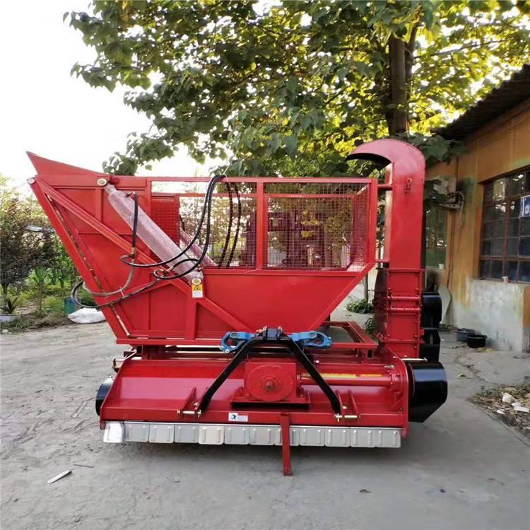 秸秆粉碎回收机 牧草青饲料青储机