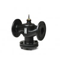 供应换热站或空调机组用西门子原装温控阀调节阀VVF43系列