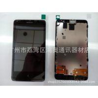 诺基亚NOKIA X 手机屏幕 带框 液晶屏 触摸屏 LCD 总成 原装全新