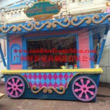 大治商业街售卖车,孟州景区流动商铺,长沙游乐园贩卖车