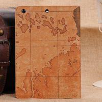 航海地图 苹果new ipad mini保护套 IPAD迷你超薄皮套 休眠