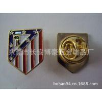 供应生产锌合金金属徽章  珐琅胸章  臂章欢迎垂询