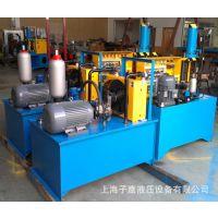 生产液压升降梯液压站油缸
