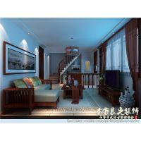 中式风格茶楼装修设计意蕴优雅
