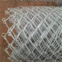 弹力勾花网生产 勾花网批量生产 镀锌铁丝围栏网