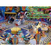 霹雳摇滚 新型的大型游乐设备霹雳转盘宏德游乐供应