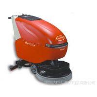 供应温州洗地吸水一体机,温州电瓶式洗地机,HT-461洗地机