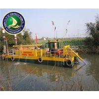 河道清淤船 青州启航河道清淤船 大型河道清淤船
