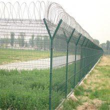 旺来操场围栏网 篮球场围栏网 铁丝护栏网
