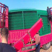 热镀锌护栏网 临时建筑工地防护网 旺来封山护林围栏网