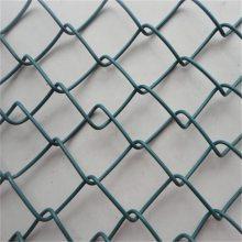 涂塑勾花网 养殖用围栏网 镀锌活络网