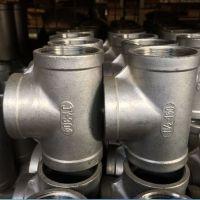 抗拉强度不锈钢,通销不锈钢304工业管规格,卡箍三通直通