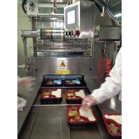 氣調包裝機廠家MAP-1Z450氣調包裝機快餐包裝機