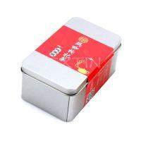 云南玛咖铁盒包装 黑枸杞马口铁包装 咀嚼片铁盒