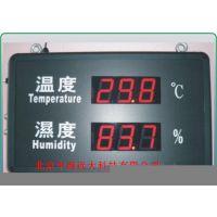 中西工业用温湿度显示屏 型号:G7YD-YD-HT823A库号:M362768