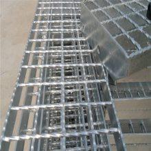 旺来镀锌楼梯踏步板 室内楼梯踏步板 下水道盖板