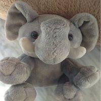 供应毛绒玩具小象卡通公仔厂家专业生产直销可定制加工