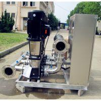 宝鸡恒压箱泵一体化消防变频供水设备 宝鸡增压稳压供水设备 RJ-S142