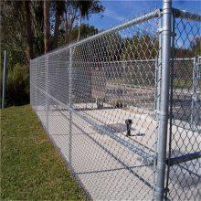 学校操场围网 山地圈地网 勾花框架护栏
