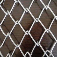 旺来热镀锌勾花网 pvc勾花网规格 网球场围网价格
