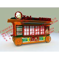 长治商业街售货车,衡水游乐园贩卖亭,临汾欧式风格手推车