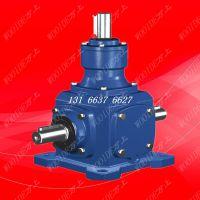 T7-2:1-U-LR-B3锥齿轮换向器齿轮箱增速机
