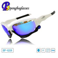 T-REX户外运动眼镜 拆鼻子骑行可换太阳镜BP6208