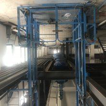 温州厂房车间固定式升降台|导轨式升降台厂家|十大品牌之一航天牌
