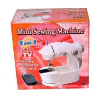 mini sewing machine迷你缝纫机出口俄罗斯马来西亚国家含电源