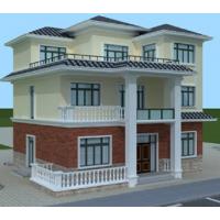 金地中央世家镇江北京江南现代田园农村房屋设计