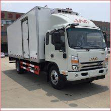 国五冷藏运输车生产厂家_大型冷藏车价格