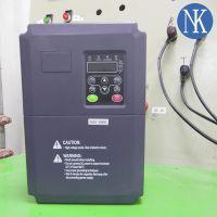 供应上海能垦工控系统***变频调速器 5.5KW食品机械变频器