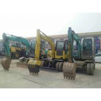低价处理二手新源挖掘机轮式挖掘机