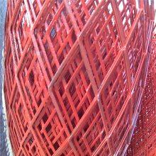 菱形网 钢板网生产工艺 轻钢龙骨钢板网抹灰隔墙