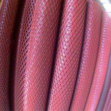 钢笆片脚踏网 钢板网和钢丝网的区别 钢板网国家标准