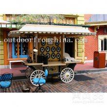 宁波景区流动商铺,黄冈步行街售货车,蓬莱公园贩卖车