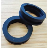 YF深圳厂家定做硅胶异形件密封件O型圈价格