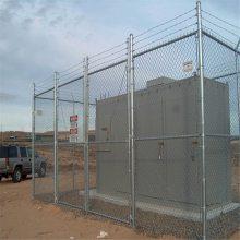 动物园防护网 围墙铁丝网 铁丝勾网
