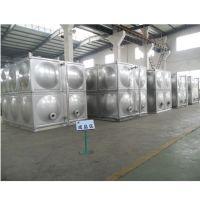 吴堡不锈钢圆柱形水箱 吴堡不锈钢板水箱 RJ-P98