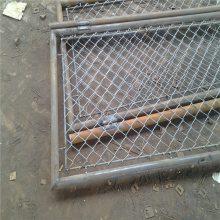 菱形护栏网 围墙防盗 旺来小区防盗网